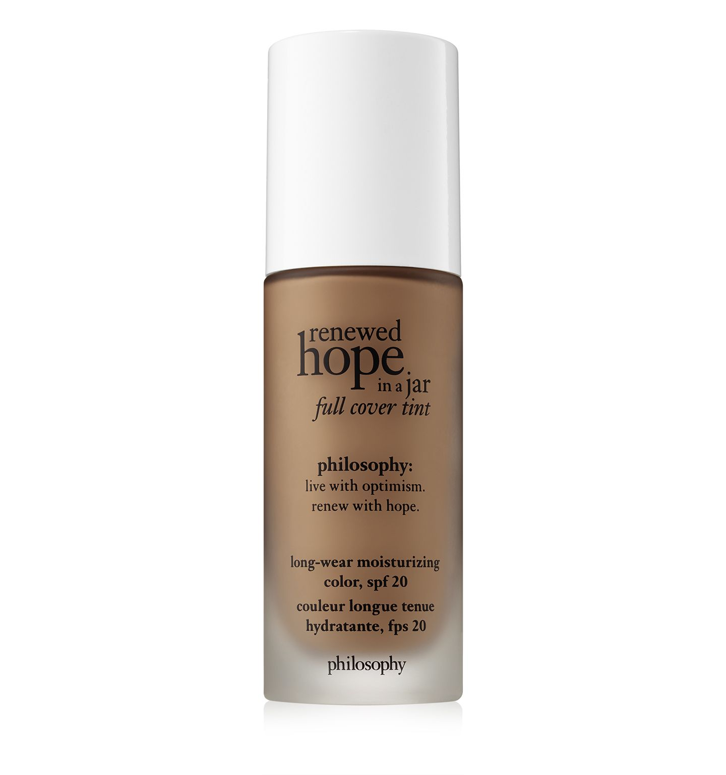 Philosophy Renewed Hope In A Jar Tinted Moisturizer Moisturizer With Spf Skin Care Shopping