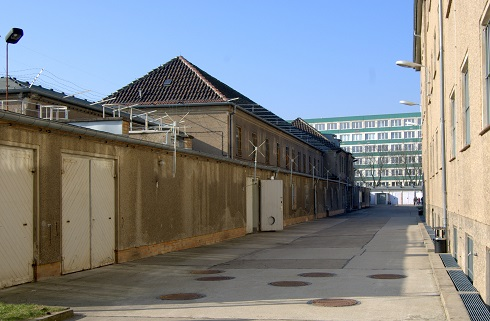 Stasi Gefagnis Berlin Hohenschonhausen Neue Raume Verbotene Stadt Denkmal