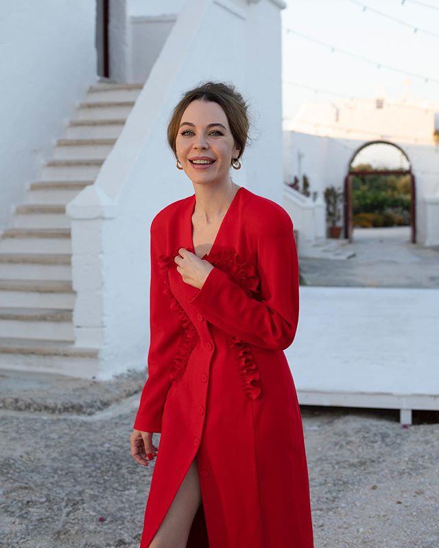Meet Ulyana Sergeenko, the Queen of Street Style Glamour