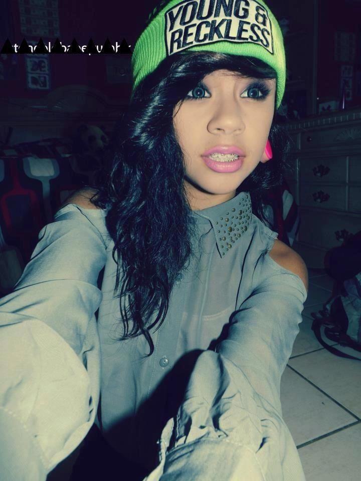 Stonecoldbabe Yulema Ramirez Cute Hairstyles Tumblr