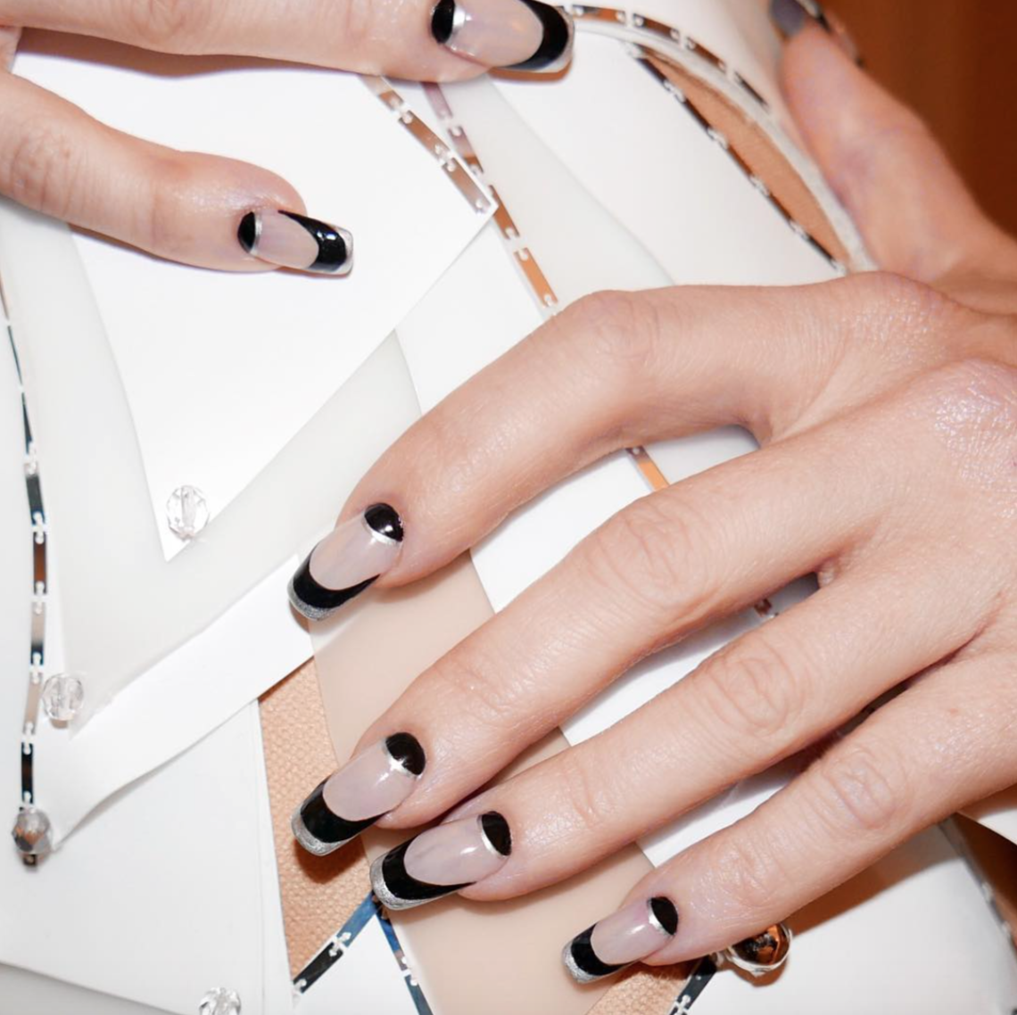 Kate Hudson\'s 2016 Met Gala nails by Alicia Torello. Using OPI\'s ...