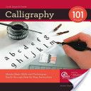 Calligraphy 101 book preview
