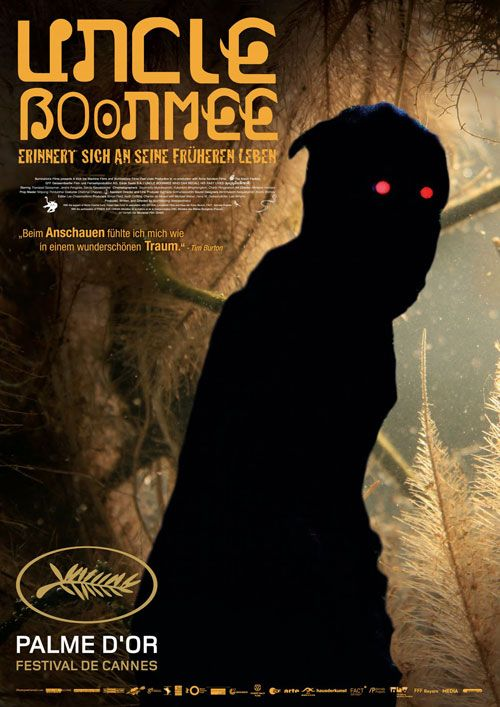 Movie Poster Of The Week Uncle Boonmee Who Can Recall His Past