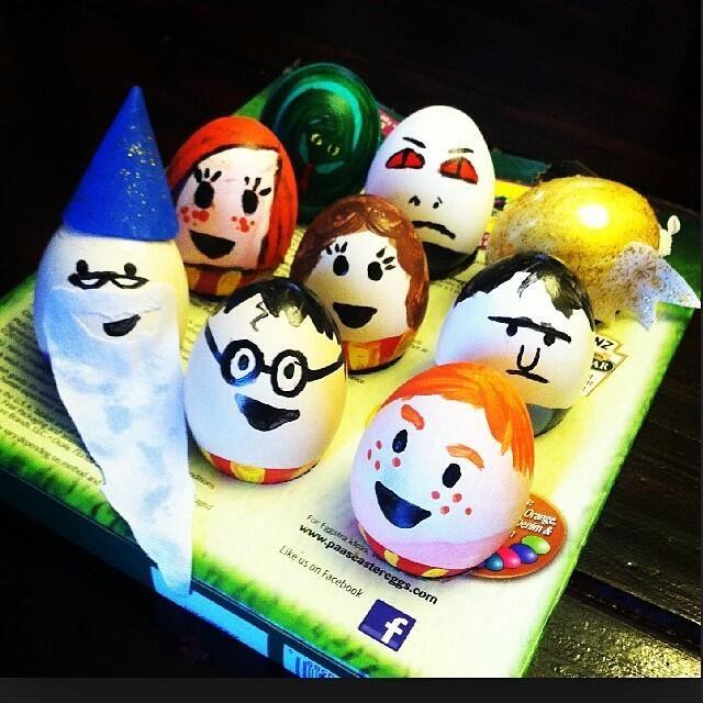 Mashable On Twitter Harry Potter Easter Eggs Easter Eggs Easter Egg Decorating
