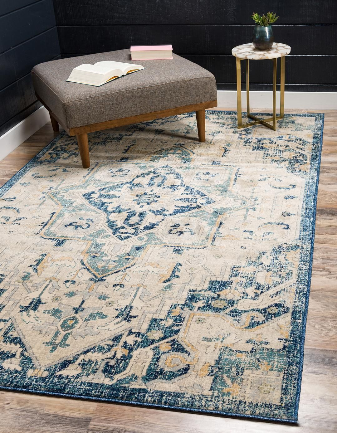 Beige 5 X 8 Stockholm Rug Area Rugs Esalerugs Less Than 200