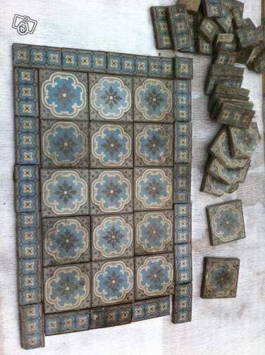 antique tile floor tapis carrelage béton coloré décoration val d