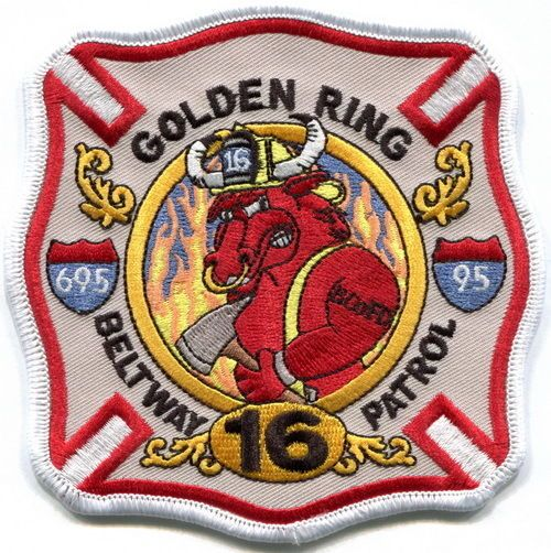 """fire patch 4.5/"""" x 4.5/"""" size Tennessee Memphis  Engine-21"""