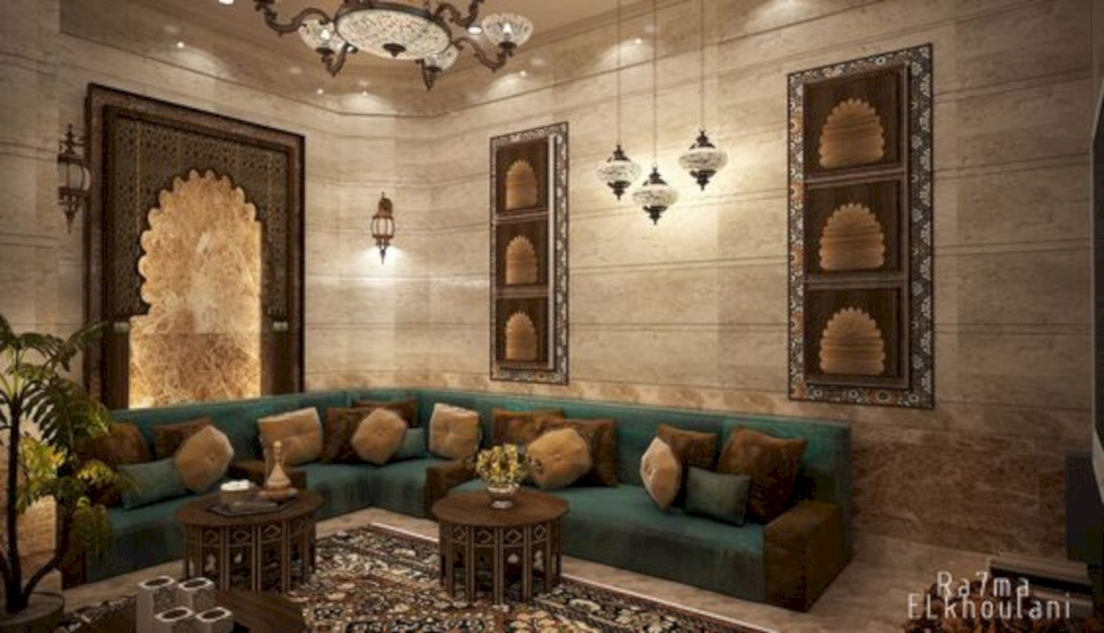 Moroccan Room Decoration Ideas