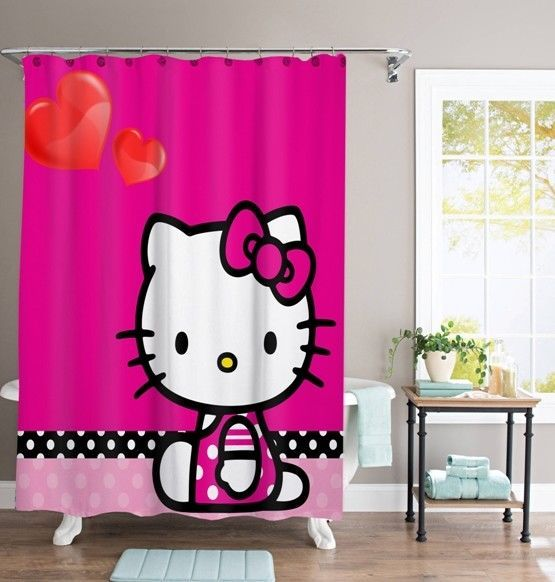 Unbranded Modern Shower Curtain Showercurtain Bath Rings Hooks Popular Gift Best New Hot Quality Ra With Images Shower Curtain Sizes Curtains Shower Curtain