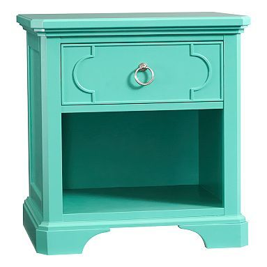 Best Teal Bedside Table Decorbyme Forrent Com Turquoise 400 x 300