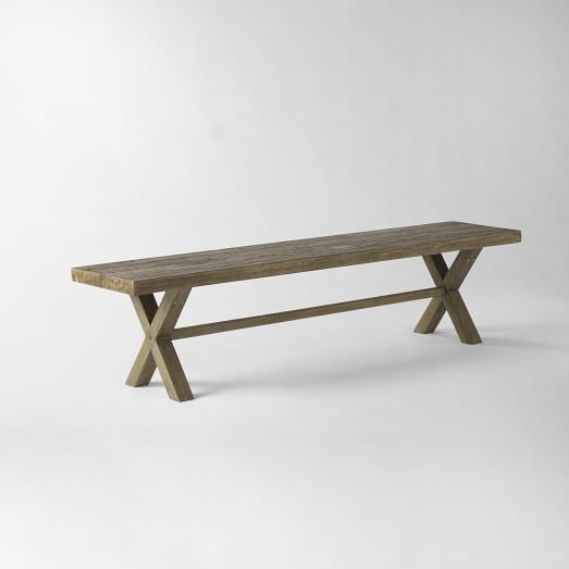 jardine bench | west elm | hampton beach chic | pinterest | bänke, Esszimmer dekoo