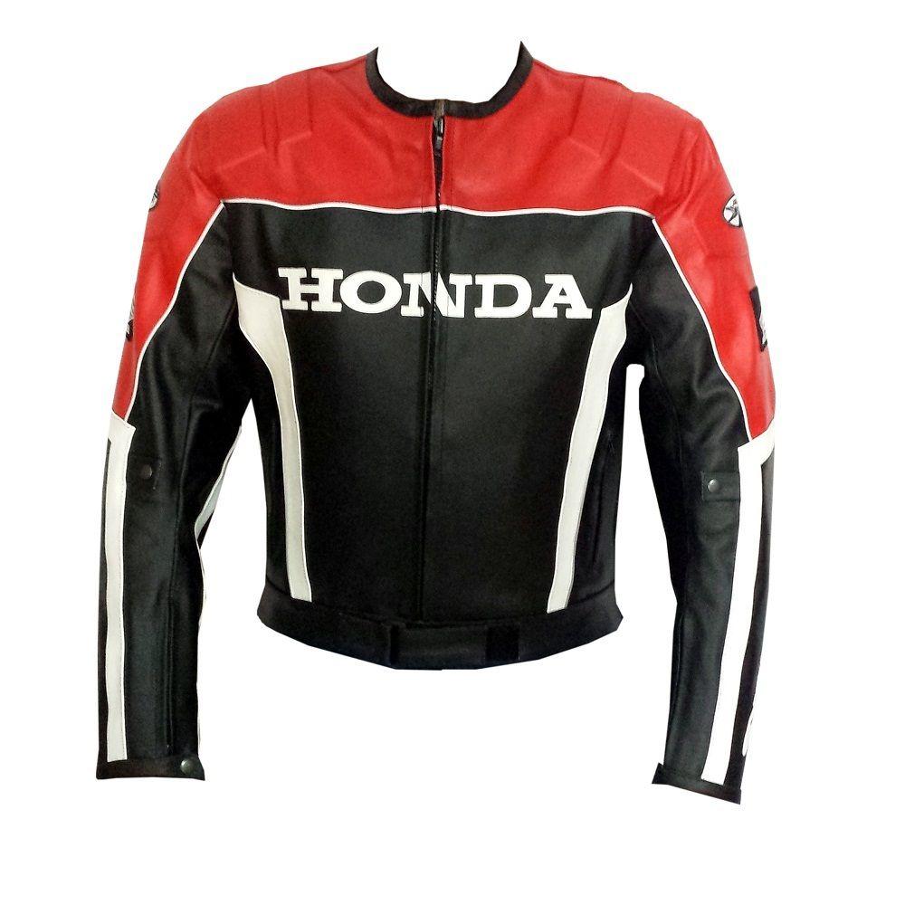 Mens Motorbike Genuine Leather Fashion Jacket CE Armor Slim Fit Jacket