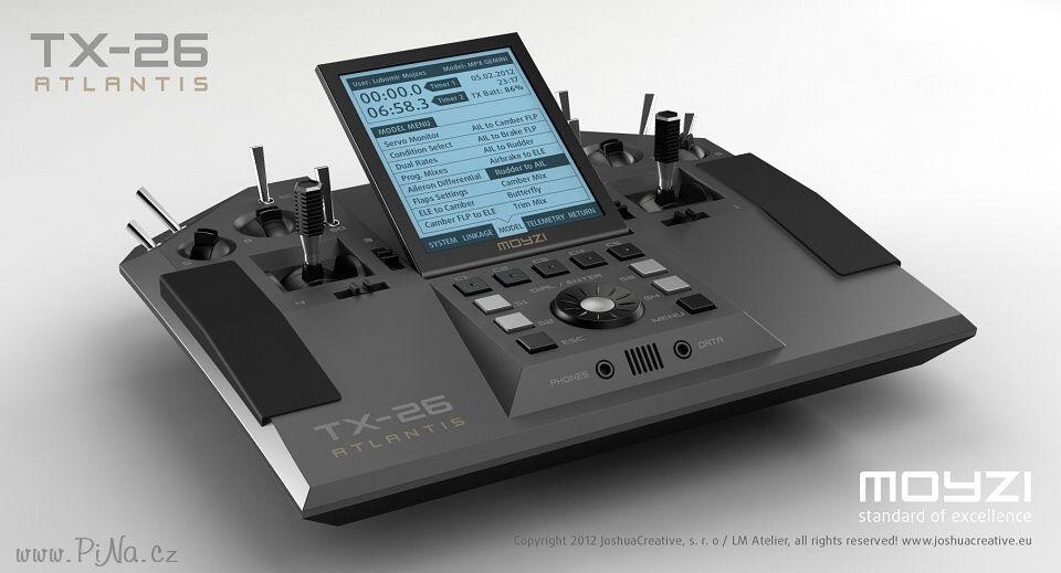 Atlantis moyzi tx-26  Professional RC System  - RC Groups
