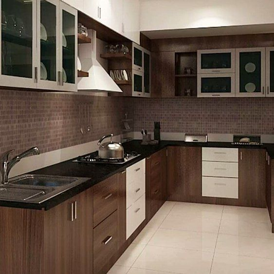 Interiordesign Decor Modular Kitchen Decorideas