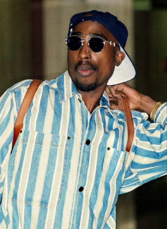 Rare Vintage Tupac Jean Paul Gaultier
