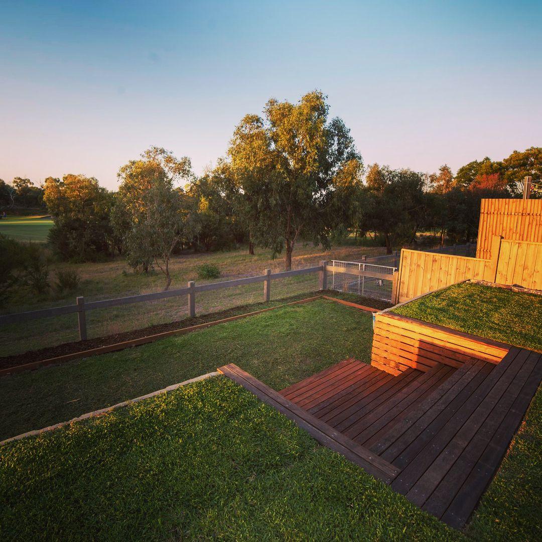 Amazing Transformation Landscaping Landscapephotography Landscapedesign Decking Buffaloturf Botanicridge Hardscape Backyard Landscaping Landscape Design