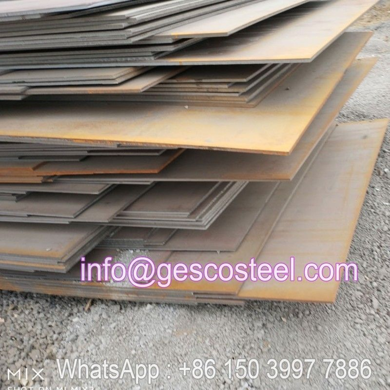 A242 Type1 Steel Grade Is A Hot Rolled Products Of Structural Steels Astm A242 A242m Type 1 Weather Resistant Steel Plat Steel Plate Steel Grades Corten Steel