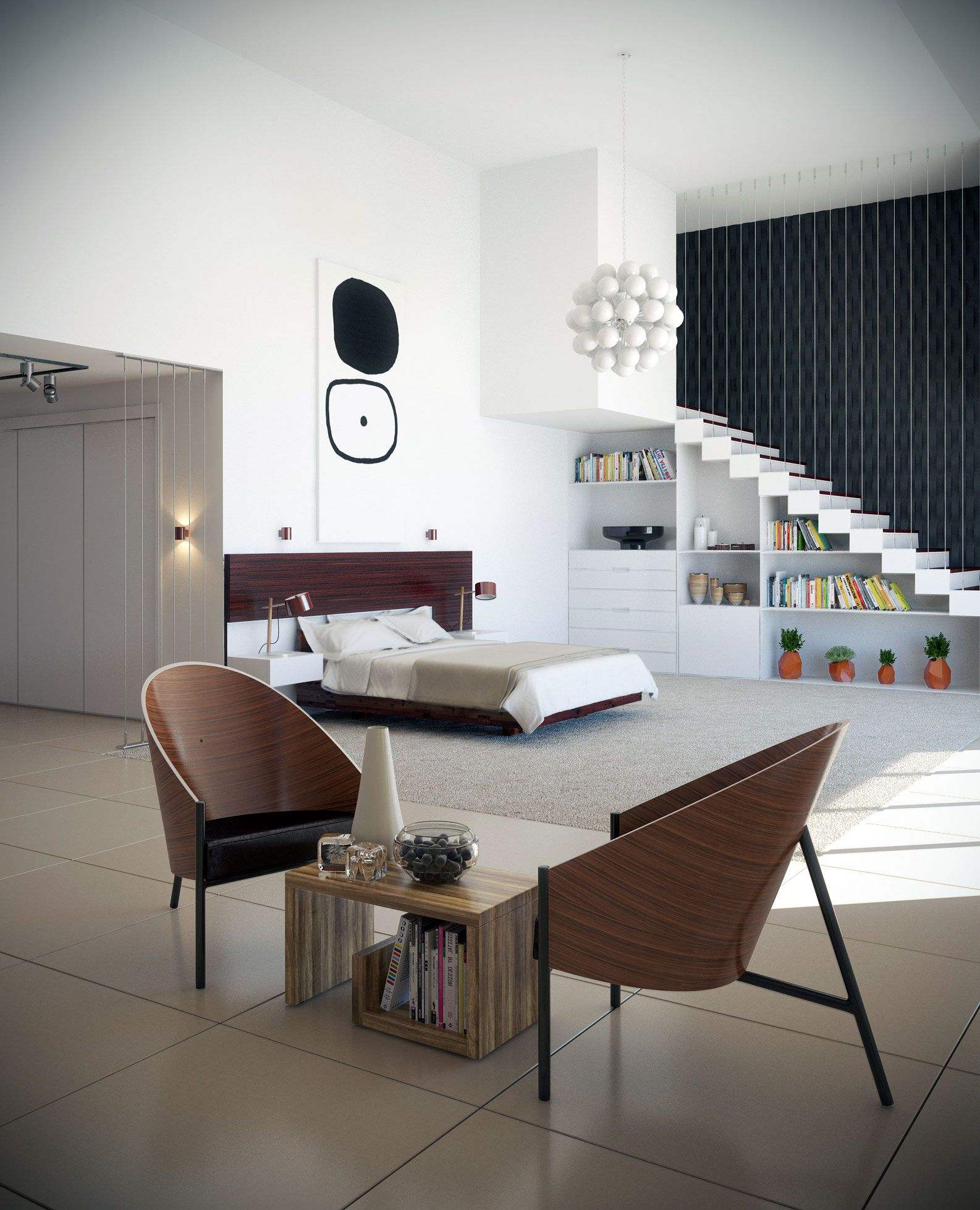 20 Modern Interior Bedroom Ideas For Scandinavian Style In 2020 Bedroom Interior Modern Interior Modern Scandinavian Interior