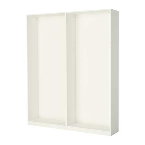 pax 2 caissons armoire blanc armoire ikea achat maison. Black Bedroom Furniture Sets. Home Design Ideas