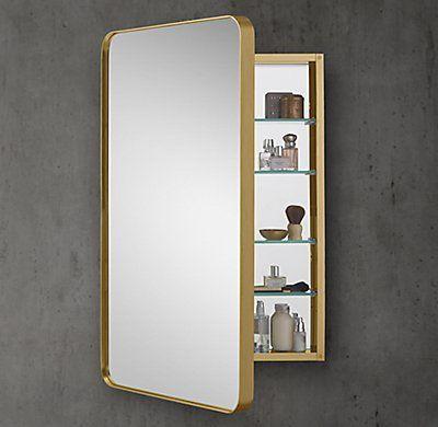 Bristol Inset Medicine Cabinet | Bathroom medicine cabinet ...