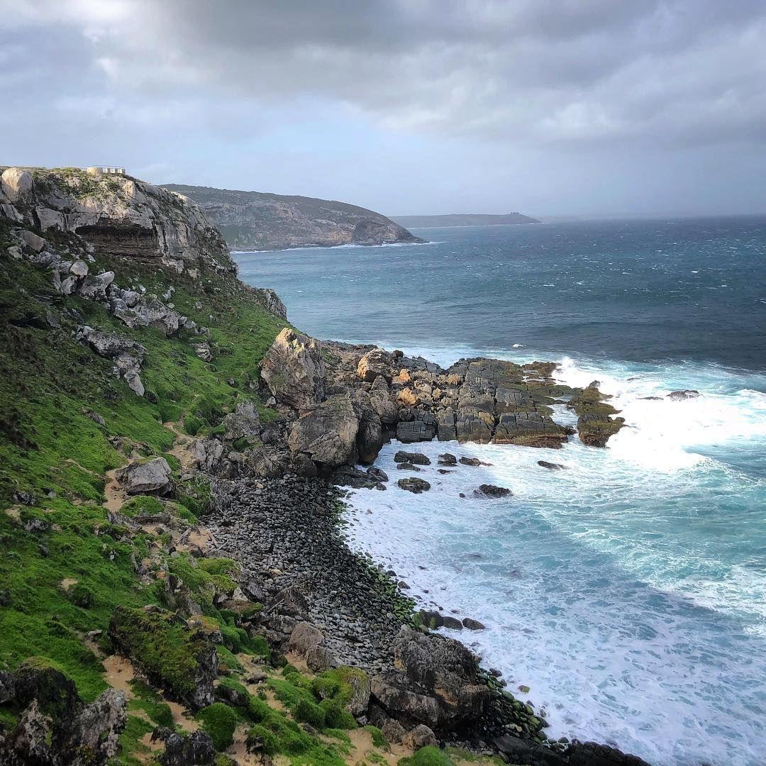 "Kangaroo Island Beaches: Kristy Tipton On Instagram: ""Hiking On The Coastline"