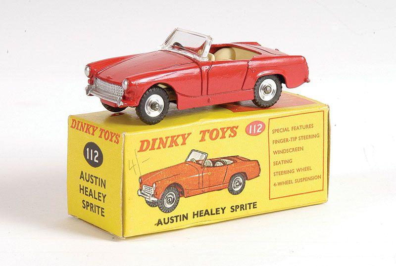 #112 Austin Healey Sprite
