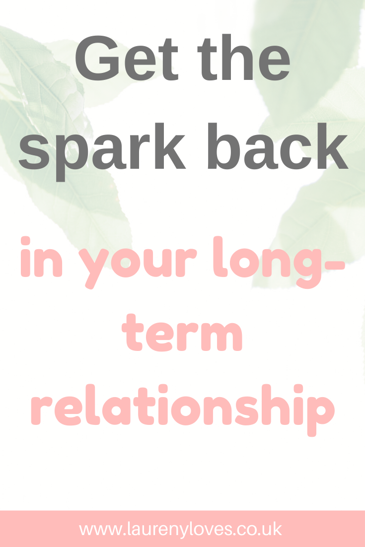 How to make a long-term relationship work | AD - Laureny