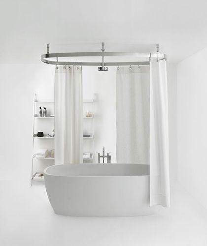 Barra para cortina de ducha COOPER by UT Agape AGAPE ...