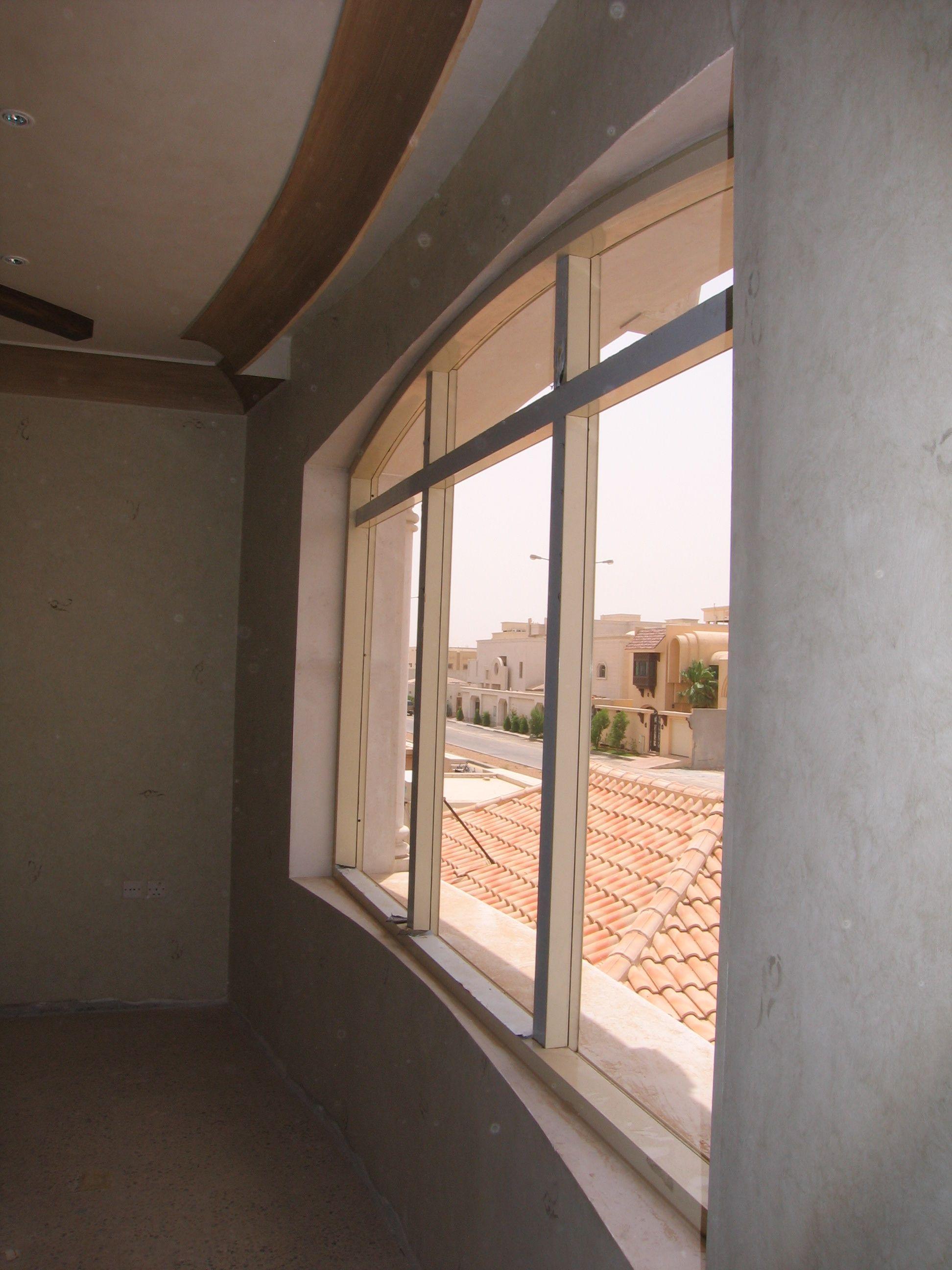 واجهات زجاجية Windows