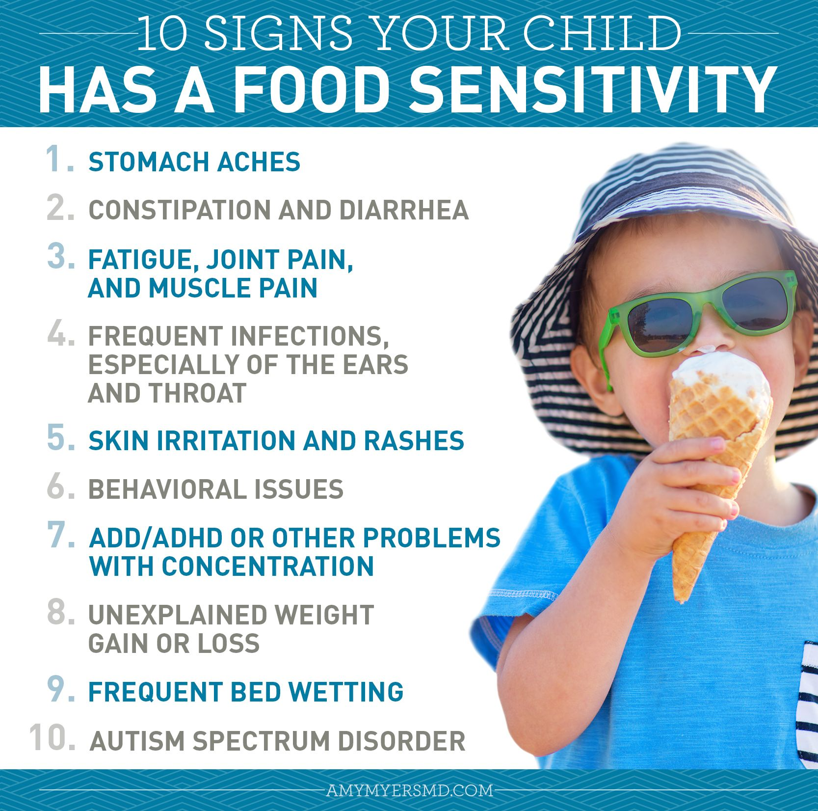 10 Signs Your Child Has a Food Sensitivity and What to Do