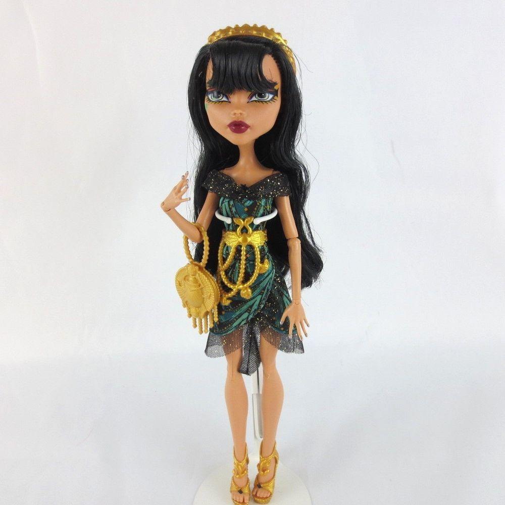 Monster High Creepateria Cleo de Nile Doll | Buy Me A Doll