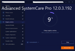advanced systemcare 8.4 activation key