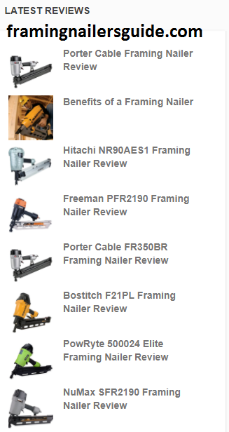 Best framing nailer, framing nailer, framing nailer review, Best ...