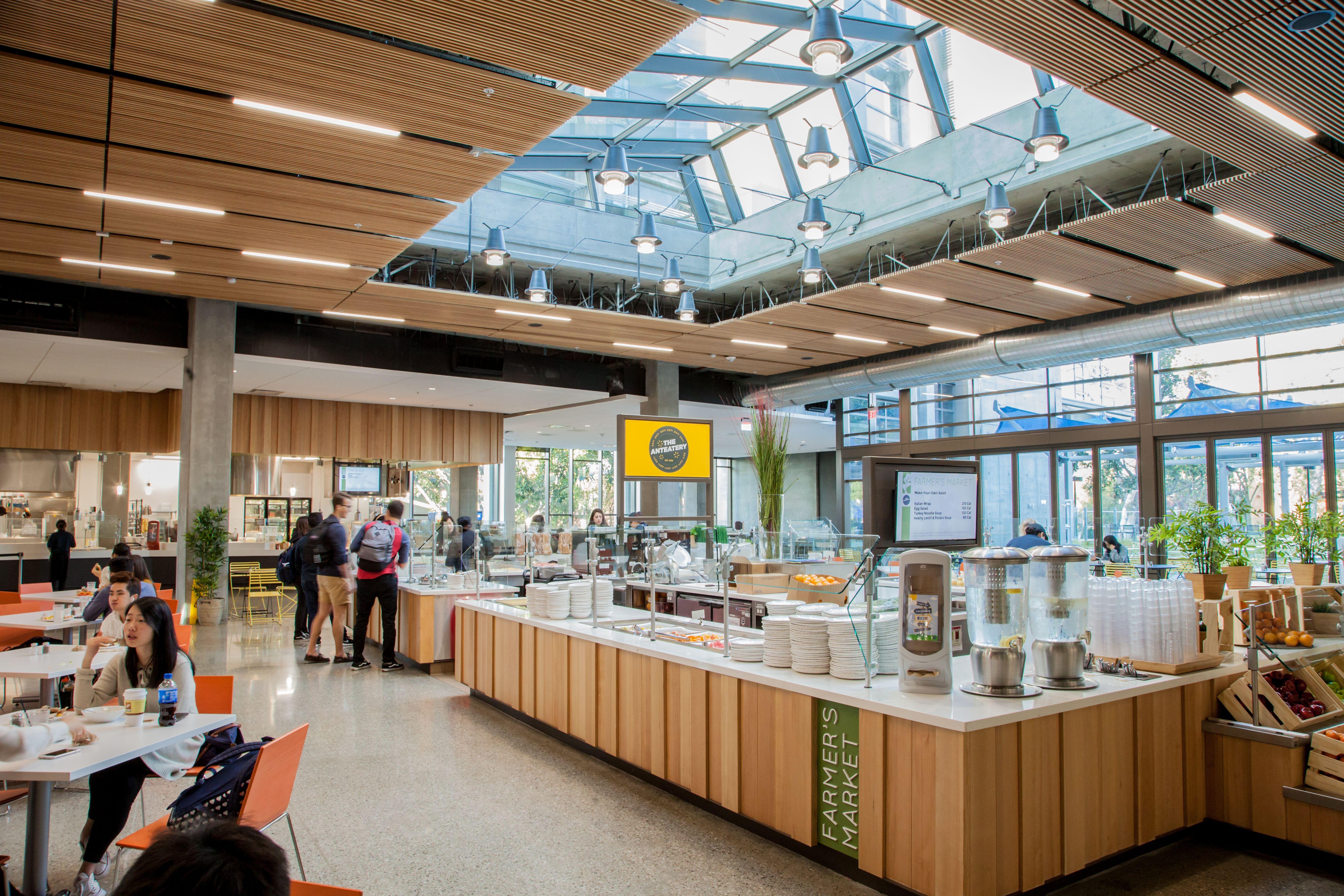 Mesa court towers portfolio campus design