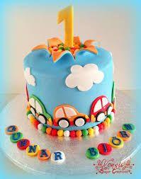 Bildergebnis Fur 1 Geburtstag Tier Torte Cake Decorating For Boys