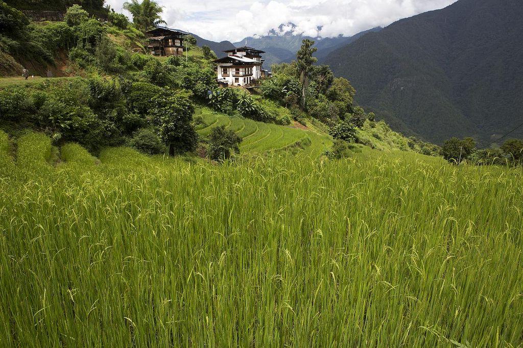 Bhutan vacations vacation bhutan natural landmarks