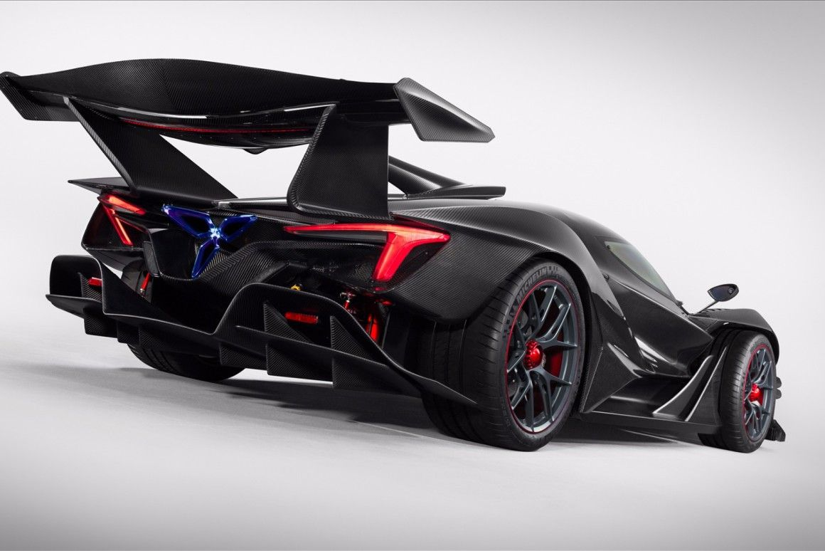 Apollo Intensa Emozione The Antidote To All Those Boring Hypercars You Ve Been Complaining About Super Cars Cool Sports Cars Sports Car