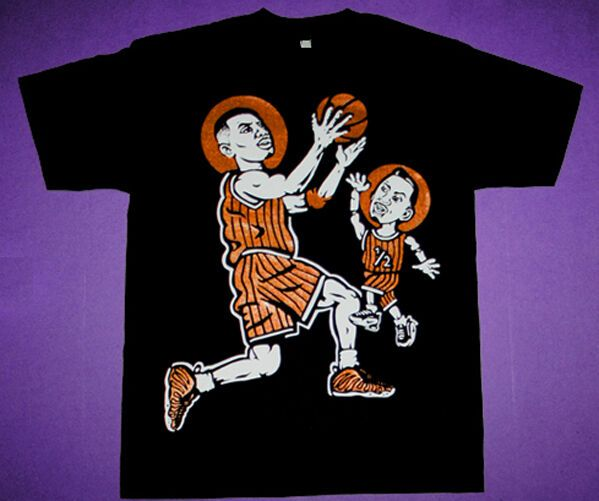 6e53ce2e New Anfernee Lil Penny Hardaway shirt match Copper foamposite Cajmear M L  XL 2X #cajmear #GraphicTee