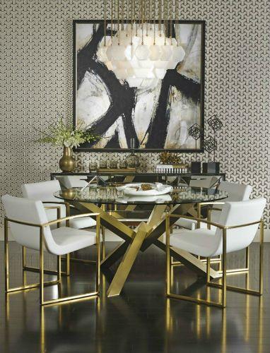 Des chaises pour salle à manger contemporaine Salons, Dining and House - decoration salle a manger contemporaine