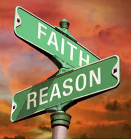 Image result for faith and reason crossroad