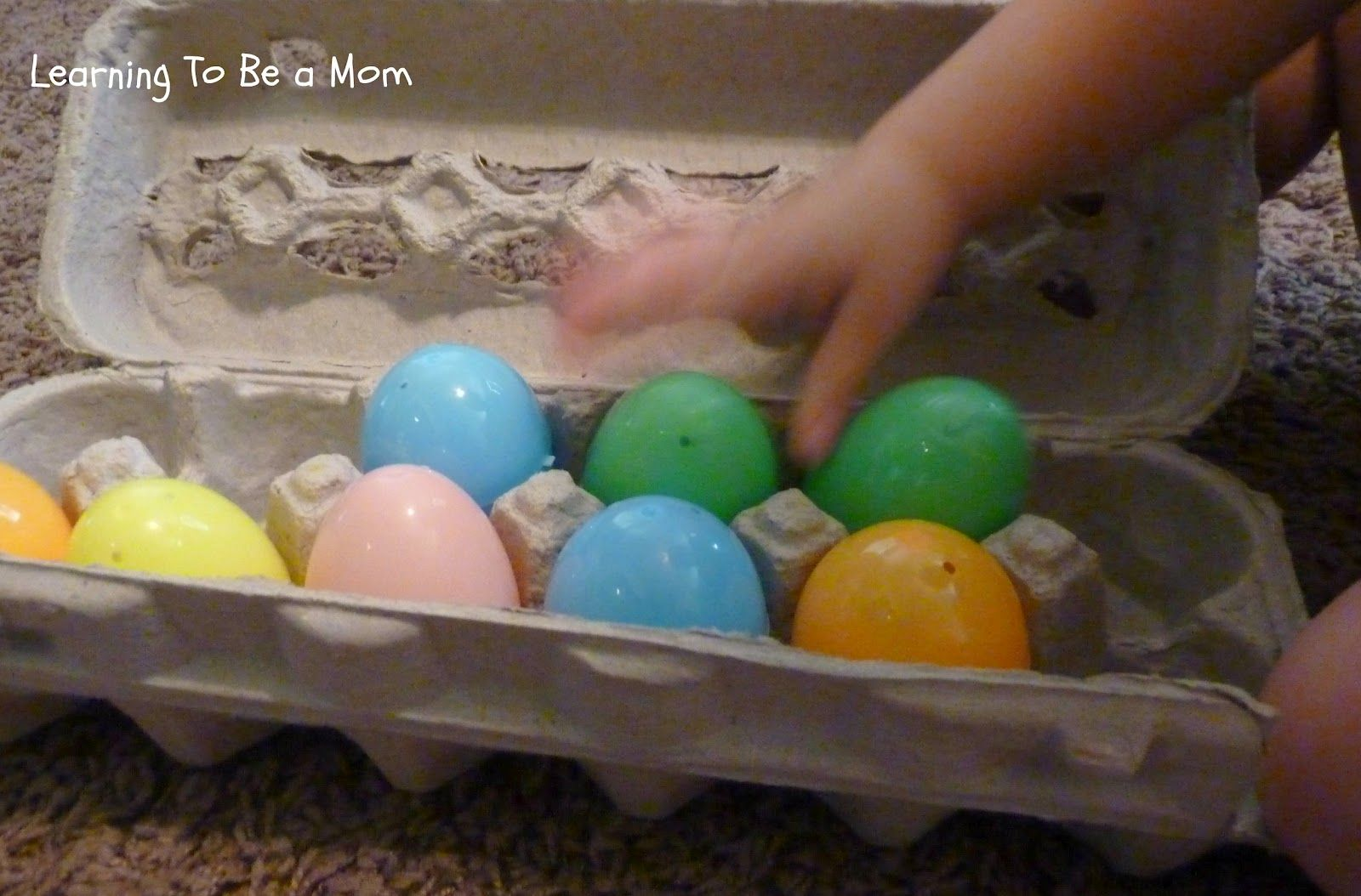 A week of fun toddler learning activities