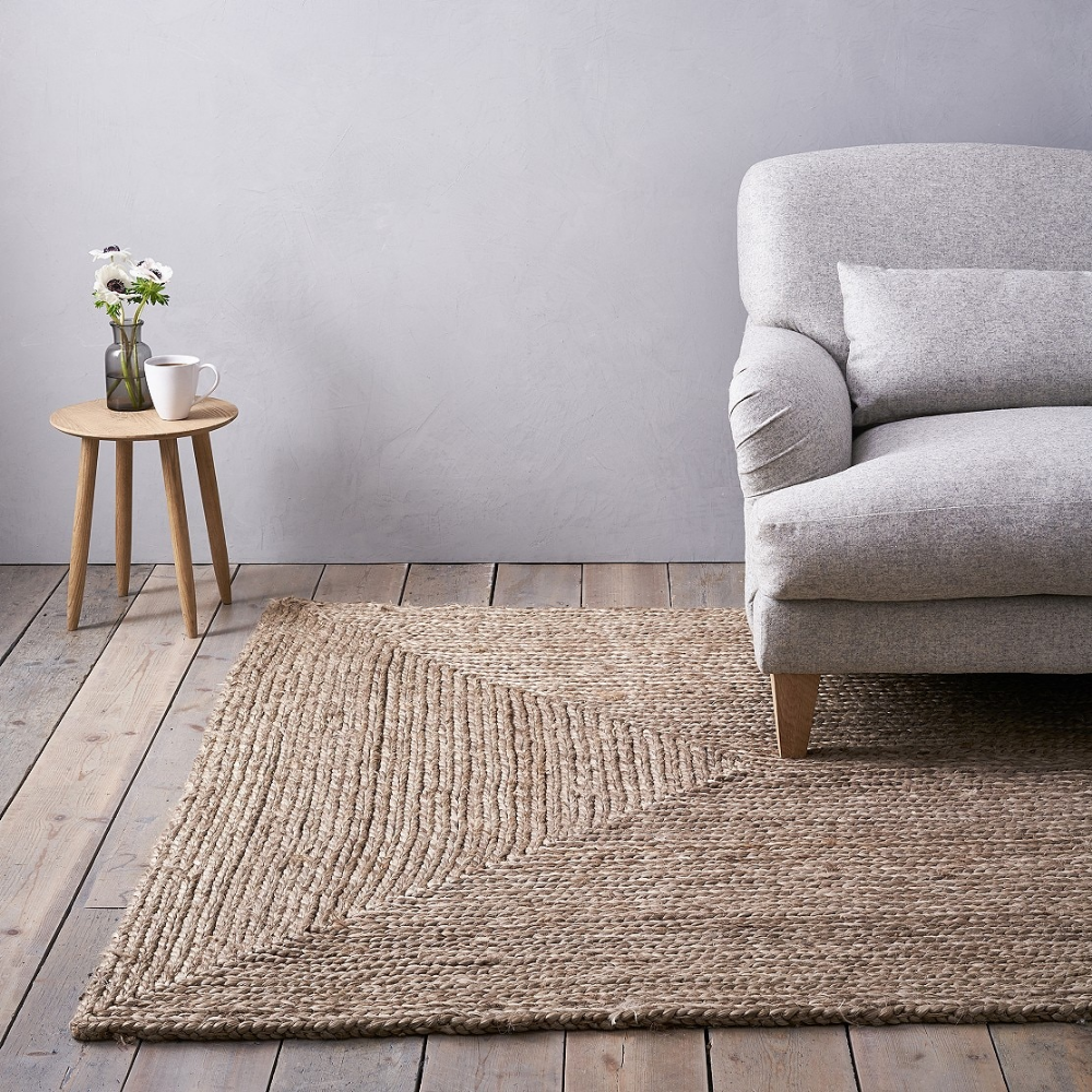Braided Rug  Rugs  The White Company in 10  Living room