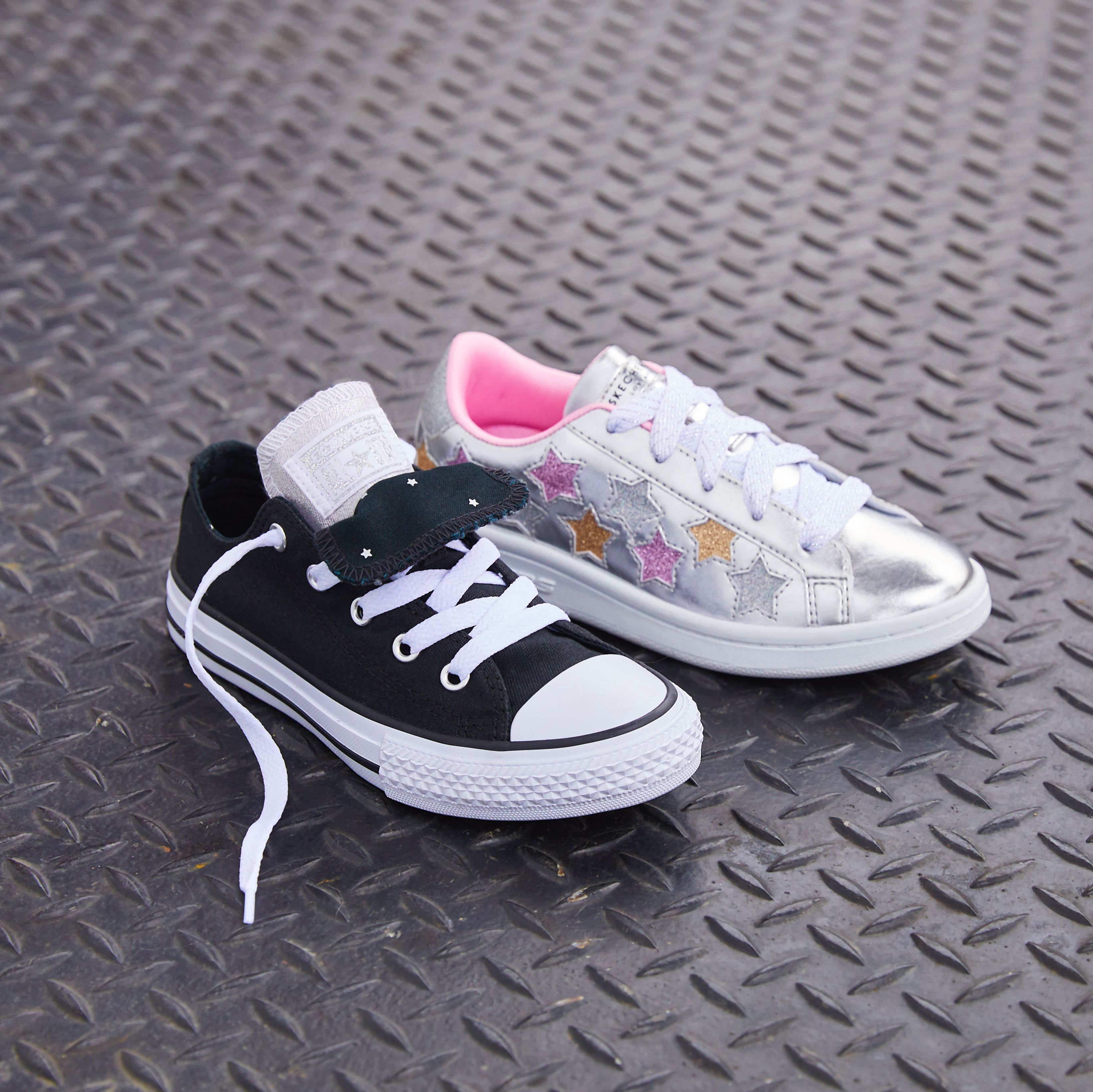 Pin By Rack Room Shoes On Kid S Club Kids Converse Converse