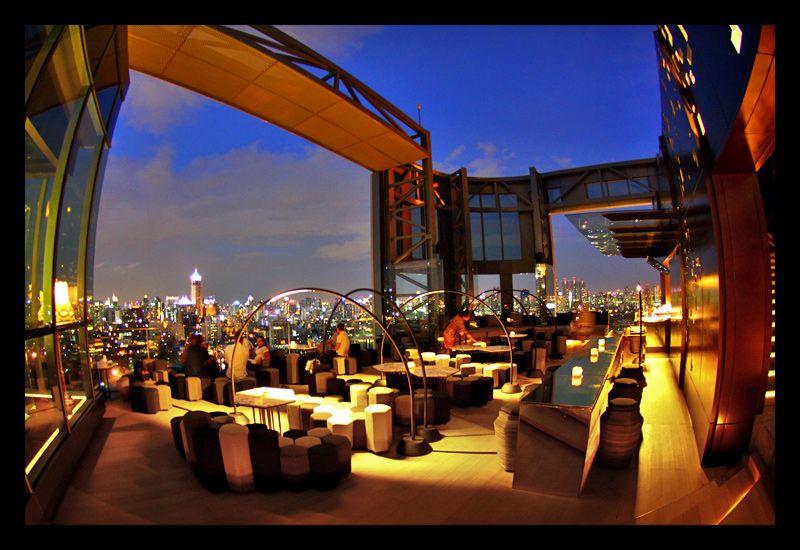 Best Rooftop Bars Bangkok Thailand Rooftop Bar Bangkok Rooftop Best Rooftop Bar Bangkok