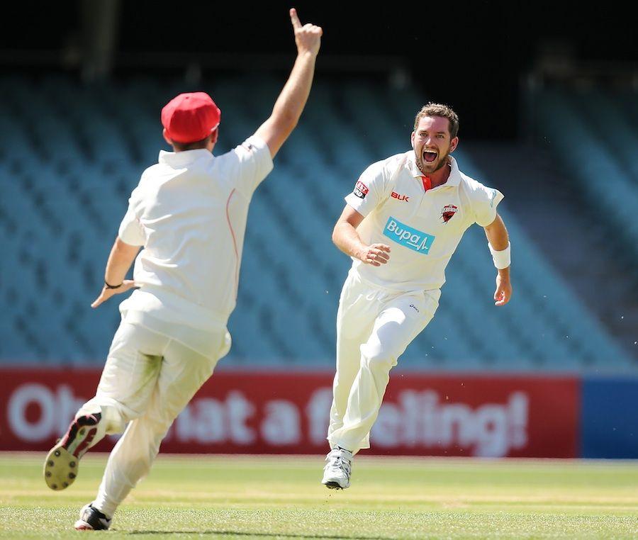 Sayers Head lead South Australia charge