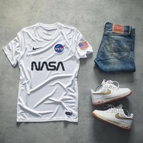 ⚽ a Grid is Byraph Dope Nasa joke Jersey Fromtheconceptclub H2DWE9I