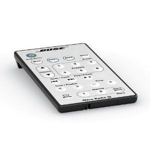 Wave® Music System III Remote - Platinum White by Bose