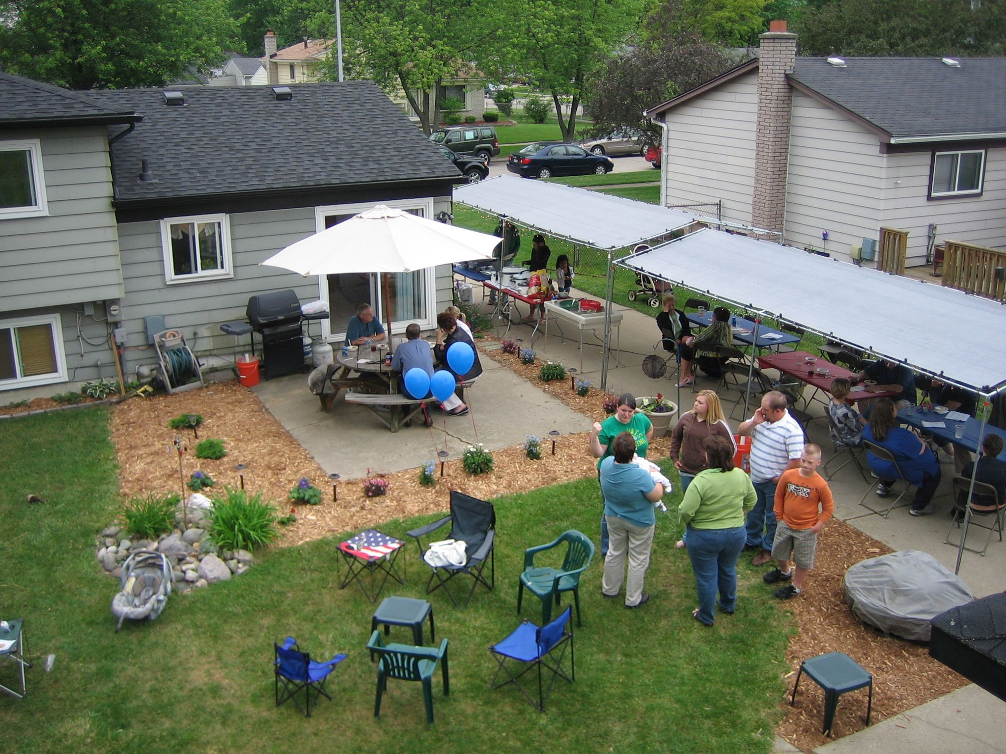planning a great high school graduation party