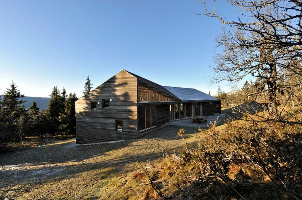 Twisted Cabin by JVA Architects | Gessato Blog
