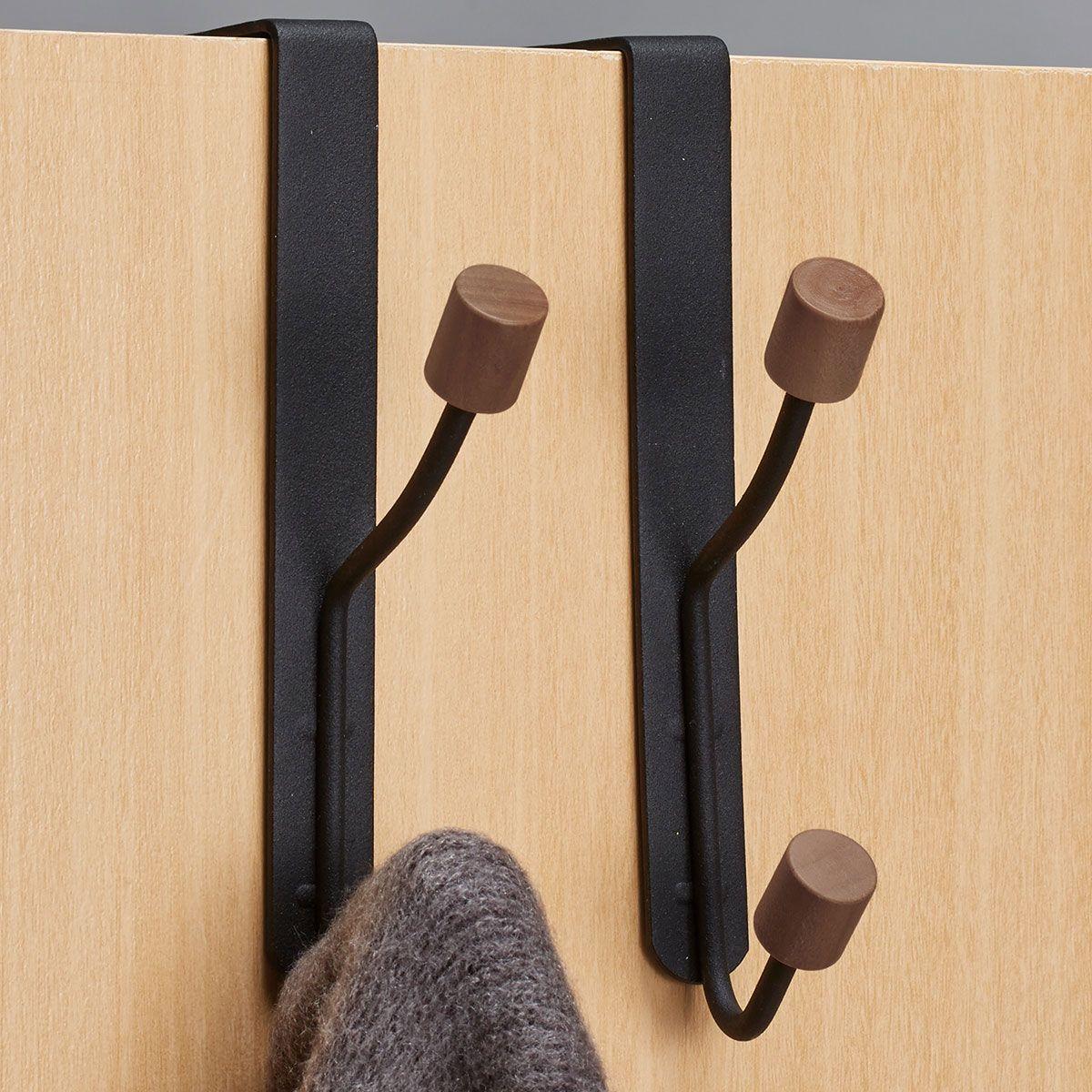 ニトリ ドアハンガー トヴァー 1連2個組通販 ドアハンガー ドア